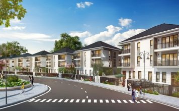 Dự án Khu nhà ở công nhân An Phú