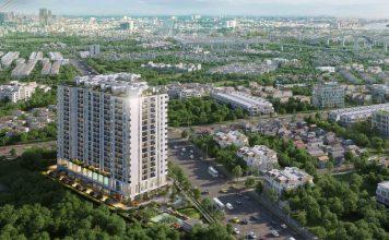 Phối cảnh dự án căn hộ Ricca quận 9